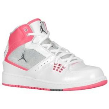 Jordan 1 Flight Mid - Girls' Grade School at Foot Locker