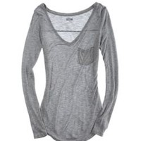Locate in store - Aerie Comfiest T-shirt - Aerie