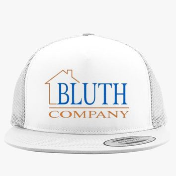 Bluth Company - Arrested Development Embroidered Trucker Hat