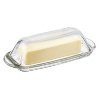 Anchor Hocking Glass Butter Dish
