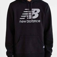 New Balance Pullover Hooded Sweatshirt-