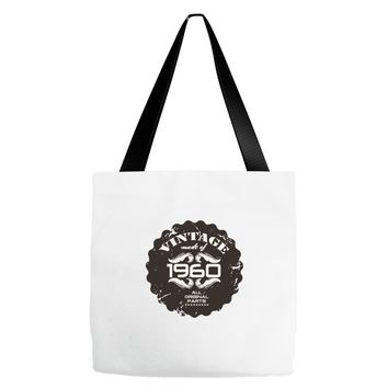 vintage made of 1960 all original parts Tote Bags