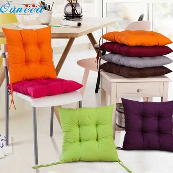 Ouneed Happy home Amazing Indoor Garden Patio Home Kitchen Office Chair Pads Seat Pads Cushion New 1PC