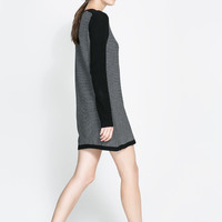 COMBINATION DRESS - Dresses - Woman | ZARA United States