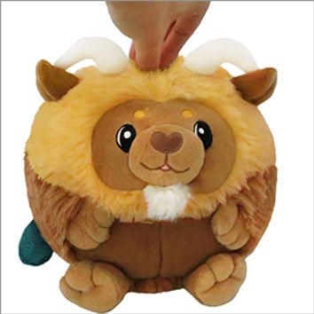 Mini Squishable Chimera: An Adorable Fuzzy Plush to Snurfle and Squeeze!