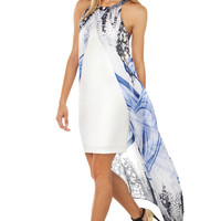 Lumier Smoke and Mirrors Dress