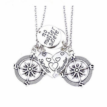 Mother's Day Gift Jewelry New Arrival Shiny Stylish Ladies Necklace [10760393999]