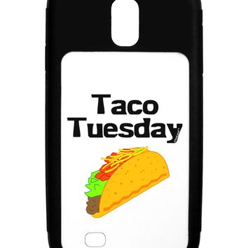 Taco Tuesday Design Galaxy S4 Case  by TooLoud