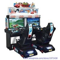 Entertainment Equipment Coin Operated Arcade Games Simulator Outrun Driving Car Racing Game Machine