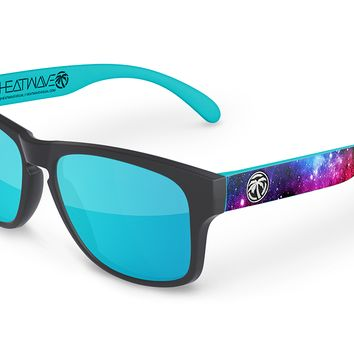 Cruiser Sunglasses: Hyperspace GALACTIC Custom