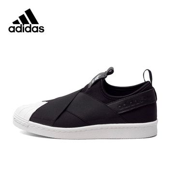 Original New Arrival Adidas Authentic 2017 Year Superstar Women's Skateboarding Shoes Sneakers Classique Shoes