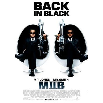 Men in Black 2 27x40 Movie Poster (2002)