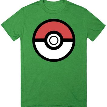 Giant Pokeball - Pokemon GO Shirt | T-Shirt | SKREENED