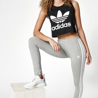 adidas Loose Cropped Muscle Tank Top at PacSun.com