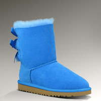 UGG® Bailey Bow for Kids | Girls Boots at UGGAustralia.com