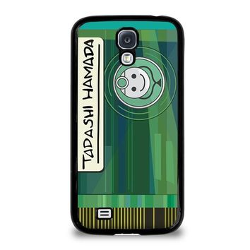 baymax chip big hero 6 disney samsung galaxy s4 case cover  number 1