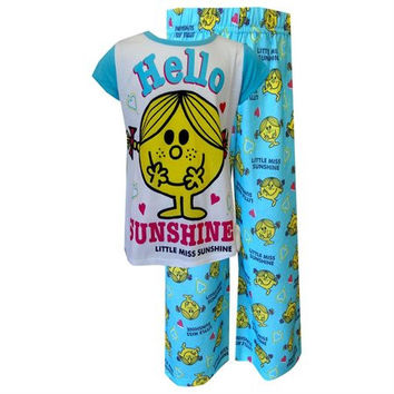 Little Miss Sunshine Pajamas