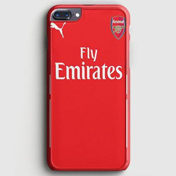 Arsenal iPhone 8 Plus Case