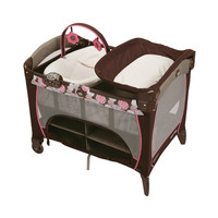 Graco Pack 'n Play with Newborn Napper Station DLX Play Yard - Chelle
