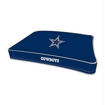 Dallas Cowboys Pet Rectangle Bed