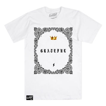 One King Tee - White