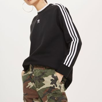 Crew Sweatshirt by adidas Originals | Topshop