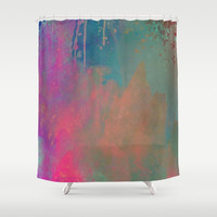decoration 2 #abstraction #decoration Shower Curtain by jbjart