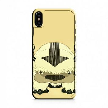 Appa Avatar The Last Airbender 2 iPhone X Case