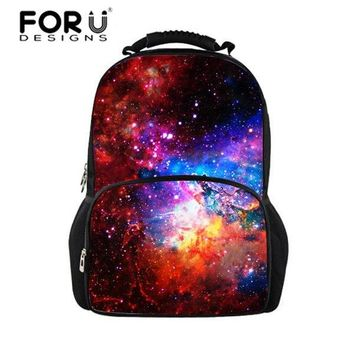 University College Backpack FORUDESIGNS Women  for Teenager Girls School Bag Galaxy Star Printing s Fashion Bagpack  Laptop Bags NewAT_63_4