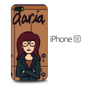 Daria Morgendorffer iPhone SE Case