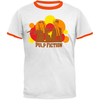 Pulp Fiction - Fantasy Adult Ringer T-Shirt