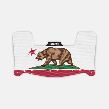 California State Flag Visor Skin