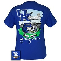 UK Kentucky Wildcats Tailgates & Touchdowns Party T-Shirt