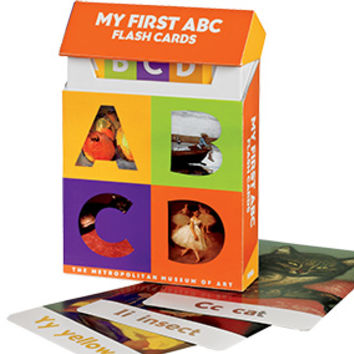 My First ABC Flash Cards