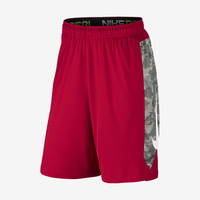 The Nike BSBL Hyperspeed Knit Men's Training Shorts.