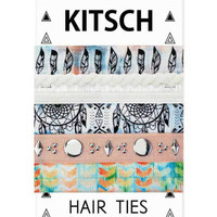 Kitsch Dreamcatcher Hair Ties