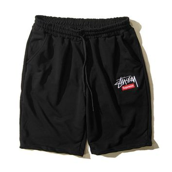 Couple Shorts Summer Casual Hip-hop Sportswear [10215232711]