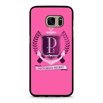 Victoria Secret Logo Samsung Galaxy S7 Case