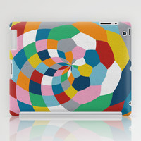 Honey Twist iPad Case by Project M