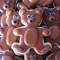 Cute Decorated Cookies Sugar Cookies,  Varieties Available ~ Gluten-Free, Vegan Gluten, or Regular Gluten