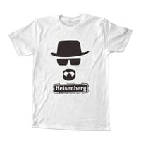 Heisenberg Braking Bad T-shirt men, women and youth