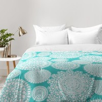 Heather Dutton Delightful Doilies Tiffany Comforter