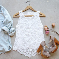 Lacey Layering Tank