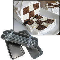 Checkerboard Loaf Pan        -                Cooking & Baking        -                For the Kitchen        -                Housewares                    - Lighterside
