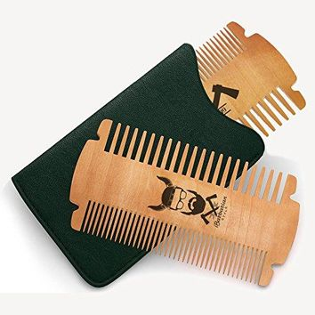 Handmade Beard Comb For Men