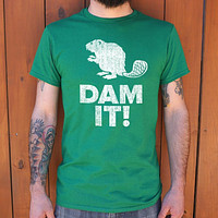 Mens Dam It Beaver! T-Shirt