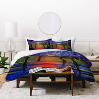 Viviana Gonzalez Once Upon A Time II Duvet Cover