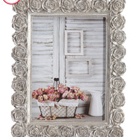 5x7 Rustic Rose Photo Frame - Picture Frames - T.J.Maxx