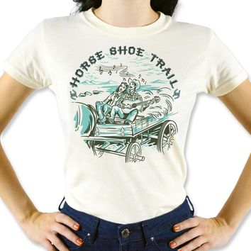 Horse Shoe Trail Tee
