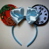 CUSTOM MOUSE EARS Cinderella
